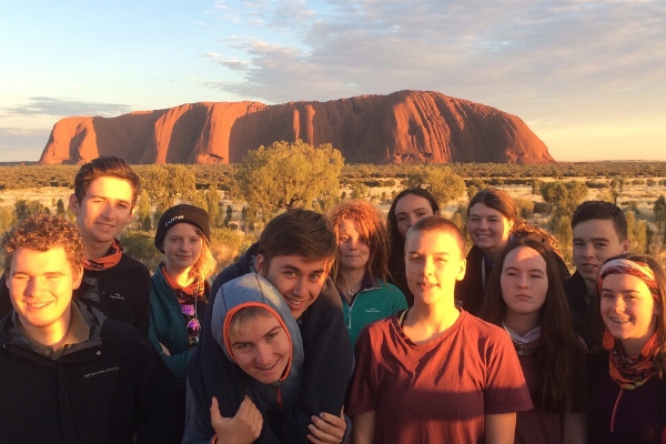 Northern territory life changing, cultural experience for the gold duke of ed award