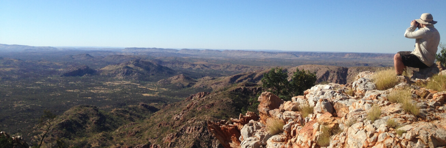 The indigenous culture and breathtaking landscapes of central Australia, discovered on duke of ed trip