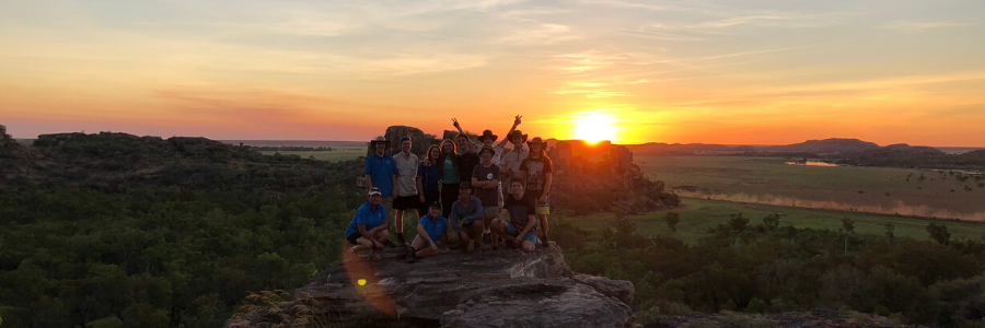 Top End duke of ed perspective into our indigenous culture and our forgotten past over arnhem land
