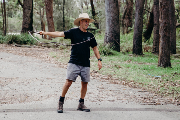 Black diamond adventures develop our participants' understanding of what it means to be Australian by drawing on our experience with indigenous communities and Australian stockman