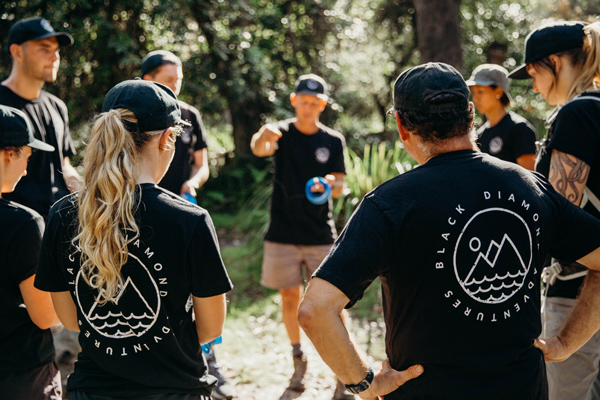 Meet the black diamond adventures team of hugely passionate instructors who enjoy delivering high quality outdoor education